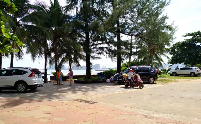 海口免费景点停车场