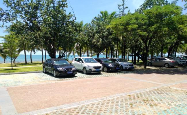 万博手机客户端首页湾免费停车场